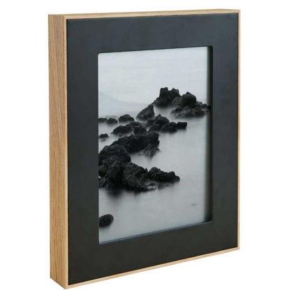 Изображение Рамка для фото PICTURE IT Черный в сочетании 27х22 см. 10208346