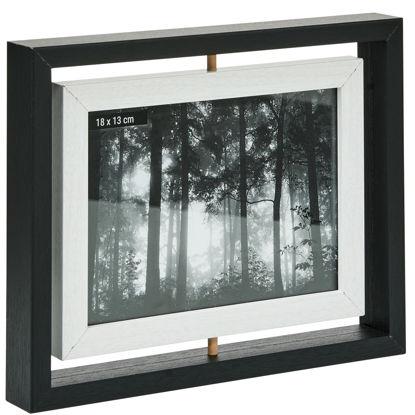 Зображення Фото рамка PICTURE IT Чорний 25х20 см. 10208450