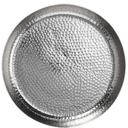 Зображення Підставка для свічок ORIENTAL LOUNGE Срібний O:40 см. 10209008