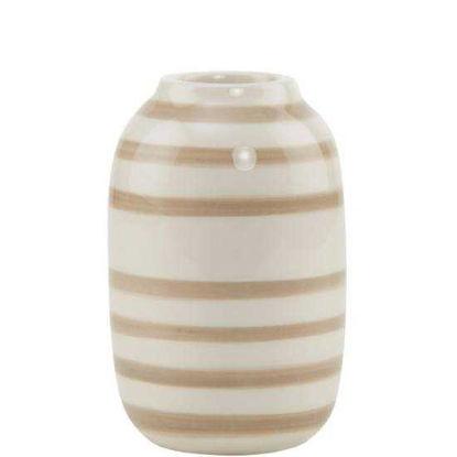 Изображение Ваза декоративная LILIPOT Белый в сочетании H:8 см. 10210332