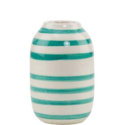Изображение Ваза декоративная LILIPOT Зеленый в сочетании H:8 см. 10210334