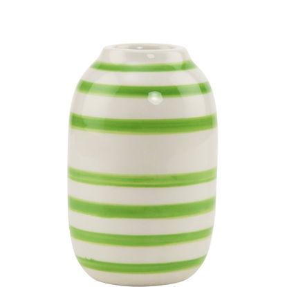 Изображение Ваза декоративная LILIPOT Белый в сочетании H:8 см. 10210335