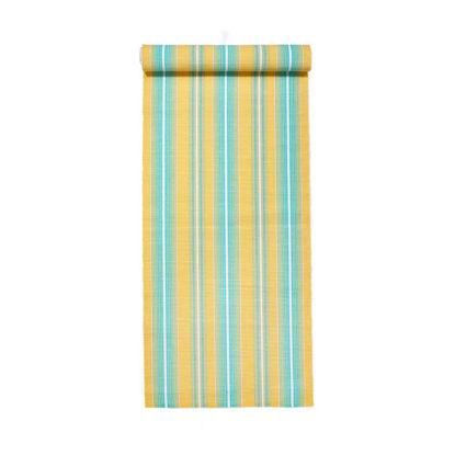 Изображение Подставка под тарелки MIAMI BEACH Зеленый в сочетании 150х35 см. 10210473