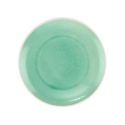 Зображення Тарілка HANAMI Зелений O:26 см. 10210585