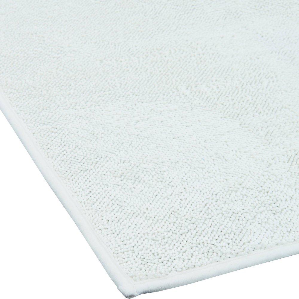 Зображення Килимок банний OLIVIA Білий 60х80 см. 10210779