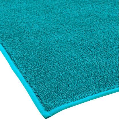 Изображение Коврик банный OLIVIA Голубой 60х80 см. 10210782