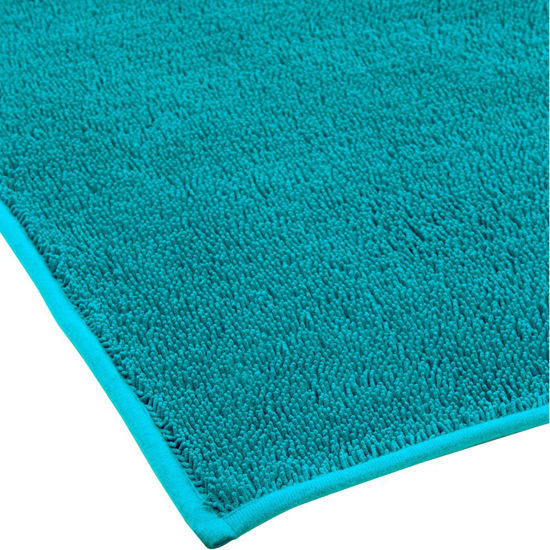 Зображення Килимок банний OLIVIA Блакитний 60х80 см. 10210782