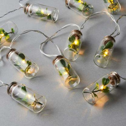 Изображение Гирлянда URBAN JUNGLE LED Прозрачный в сочетании L:220 см. 10210984