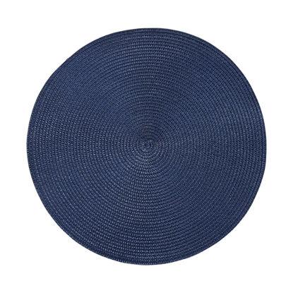 Зображення Підставка під тарілки AMBIENTE Синій O:38 см. 10211009