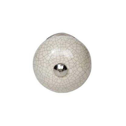 Изображение Ручка для мебели OPEN Белый 4х4х6.5 см. 10211209