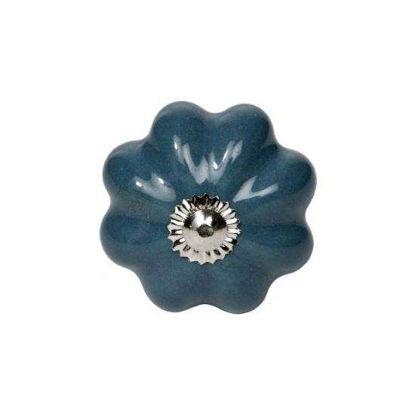 Изображение Ручка для мебели OPEN Синий 4.5х4.5х6.5 см. 10211216
