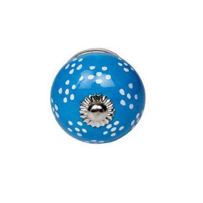 Изображение Ручка для мебели OPEN Голубой в сочетании 4х4х6 см. 10211229