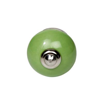 Зображення Ручка для меблів OPEN Зелений 4х4х6 см. 10211232