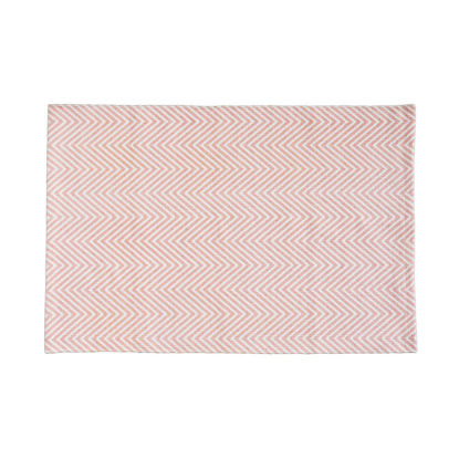 Изображение Коврик текстильный SILENT DANCER Розовый 60х90 см. 10211397
