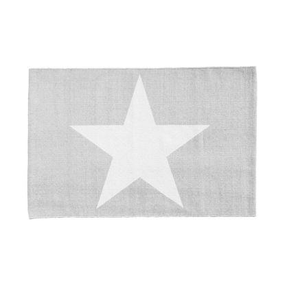 Зображення Килимок текстильний SILENT DANCER Сірий 60х90 см. 10211411