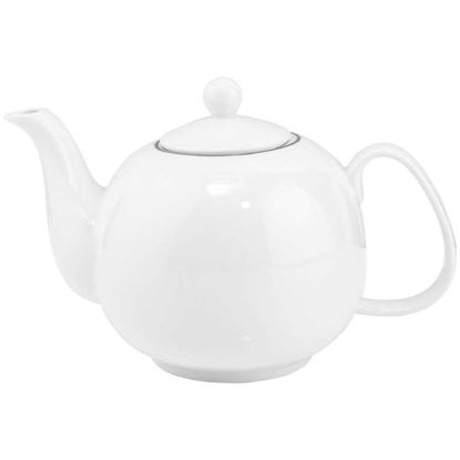 Изображение Чайник-заварник SILVER LINING Белый V:1200 мл. 10211515