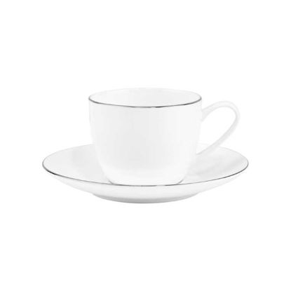Изображение Чашка SILVER LINING Белый в сочетании 10211519