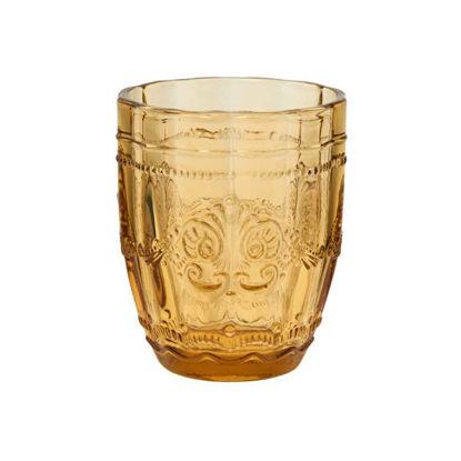 Зображення Склянка VICTORIAN Жовтий V:250 мл. 10211552