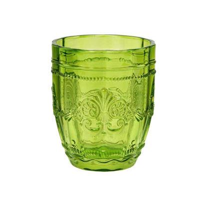 Зображення Склянка VICTORIAN Зелений V:250 мл. 10211553