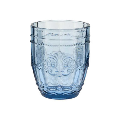 Зображення Склянка VICTORIAN Синій в поєднанні V:250 мл. 10211557