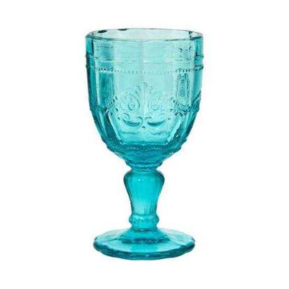 Зображення Келих VICTORIAN Блакитний V:230 мл. 10211561