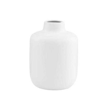 Зображення Ваза для квітів BELLE BLANC Білий H:15 см. 10211582