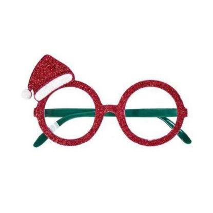 Зображення Виріб декоративний CRAZY CHRISTMAS Червоний 14 см. 10211815
