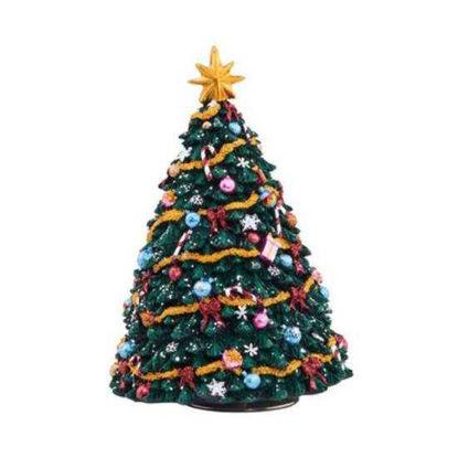 Изображение Декорация рождественская X-MAS Зеленый H:16.5 см. 10212041