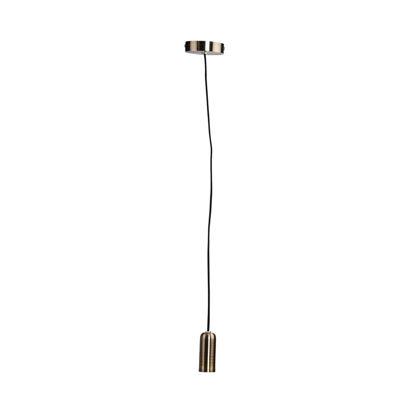Зображення Лампа стельова LUMOS Срібний O:4.5 см. H:10 см. L:1.2 м. 10212348
