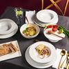 Зображення Блюдо PURO Білий 21х12х4 см. 10212641