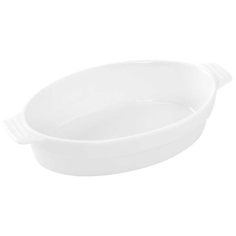 Зображення Блюдо PURO Білий 18.5х10.5х4 см. 10212644