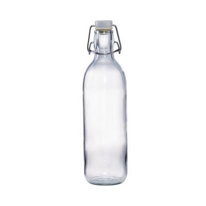 Зображення Пляшка з кришкою EMILIA Прозорий V:1000 мл. 10212670