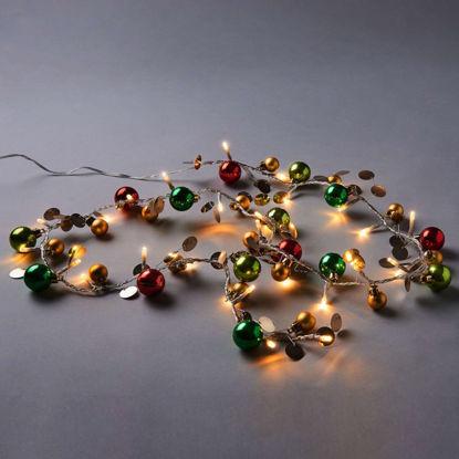 Зображення Гірлянда JOLLY LIGHTS LED Золотий L:1.5 м. 10212699