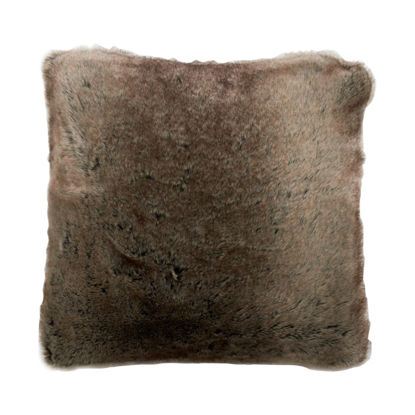 Изображение Подушка диванная WILD THING Коричневый 50х50 см. 10212826