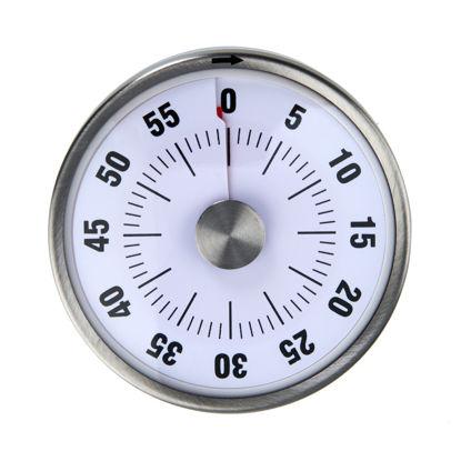 Зображення Таймер для варіння RIGHT ON TIME Срібний O:7.5 см. 10212870