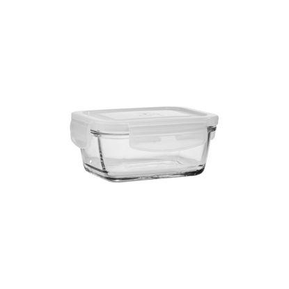 Зображення Ємність з пластиковою кришкою FIT FOR FOOD Прозорий V:400 мл. 10212934
