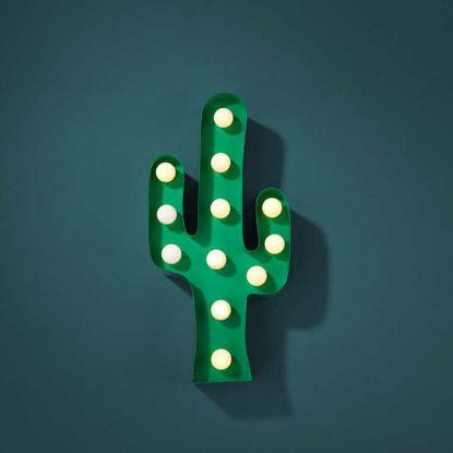 Изображение Лампа настольная VEGAS LED  15х5х30 см. 10212954