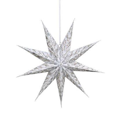 Изображение Подвеска новогодняя LATERNA MAGICA Белый O:60 см. 10213082