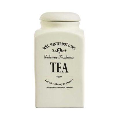 Зображення Ємність декоративна MRS. WINTERBOTTOM'S Білий 20.5 см. 10213383