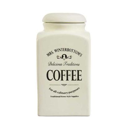 Зображення Ємність для зберігання кави MRS. WINTERBOTTOM'S Білий 10213386