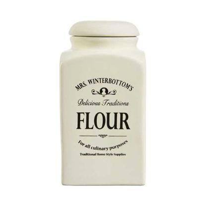 Зображення Ємність декоративна MRS. WINTERBOTTOM'S Білий 20.5 см. 10213388