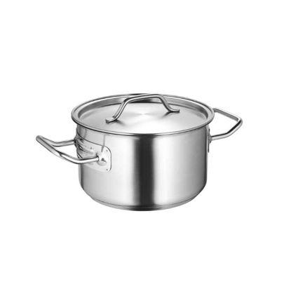 Зображення Каструля SOUL COOKING Срібний O:19.2 см. V:2600 мл. 10213487