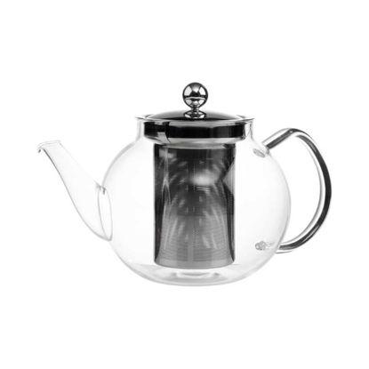 Зображення Чайник-Заварник TEA TIME Прозорий V:1200 мл. 10213625