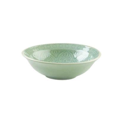 Зображення Миска SUMATRA Зелений O:14 см. 10213798
