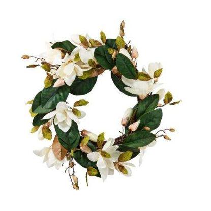 Зображення Вінок декоративний FLORISTA Зелений H:60 см. 10213973