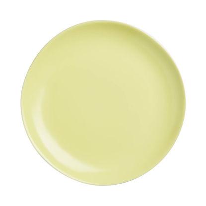 Изображение Тарелка SPHERE Желтый в сочетании O:28 см. 10214122