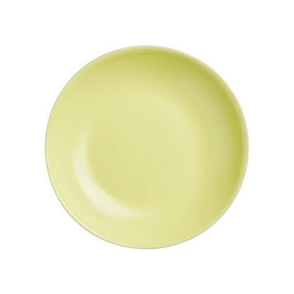 Изображение Тарелка SPHERE Желтый в сочетании O:21.5 см. 10214130
