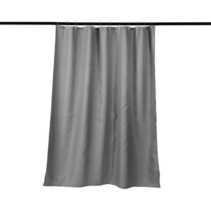 Зображення Завіса для душу WET WET WET Сірий 180х200 см. 10214364