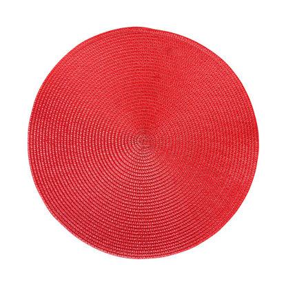 Зображення Підставка AMBIENTE Червоний O:38 см. 10214390