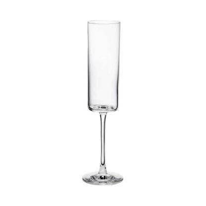Зображення Келих для шампанського VINO VERITAS Прозорий V:170 мл. 10214420